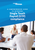 Cover Page - A comprehensive guide to achieving Single Touch Payroll compliance